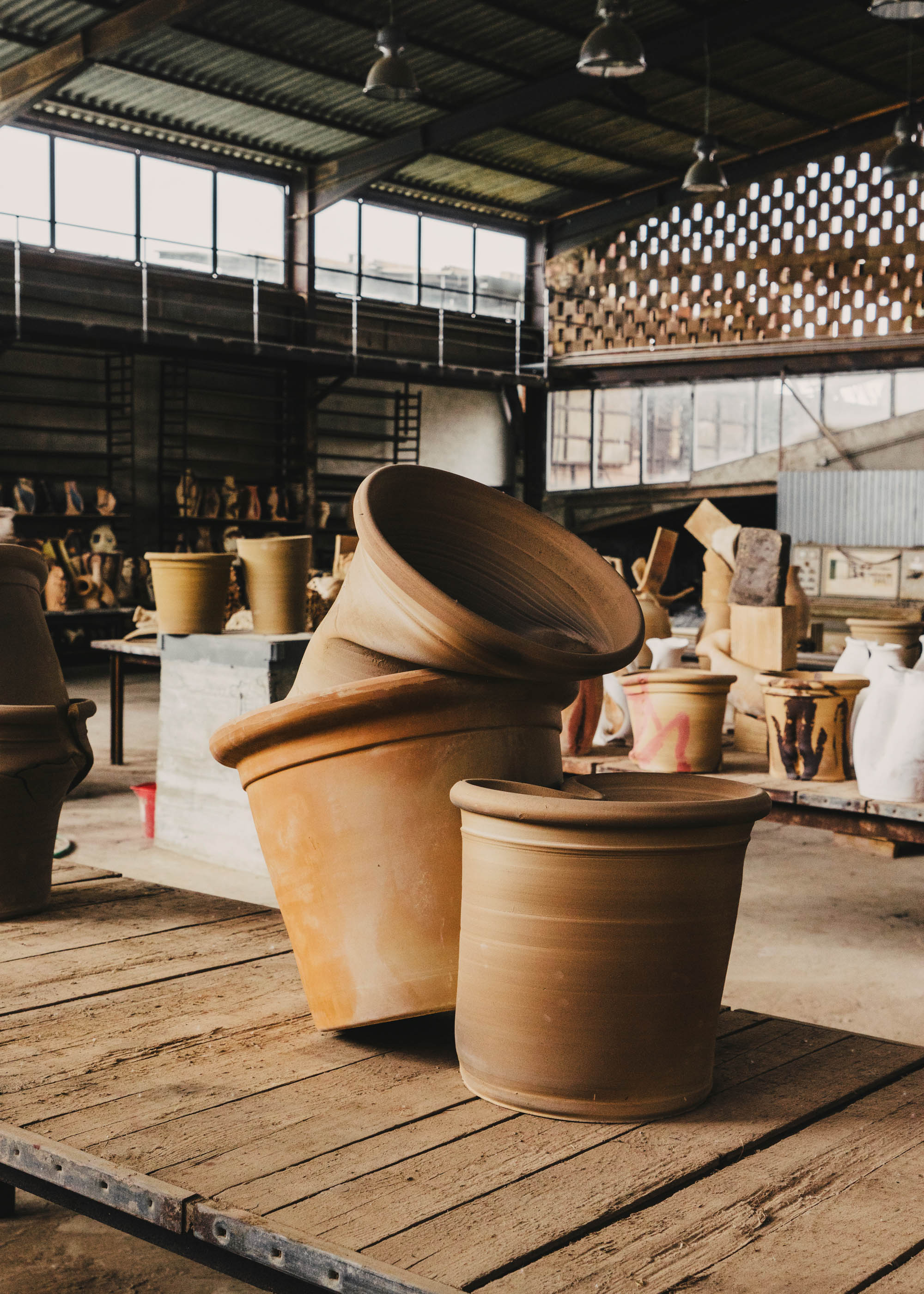#miquel #barcelo #artist #studio #ceramics #mallorca #editorial #wsj #wallstreetjournal