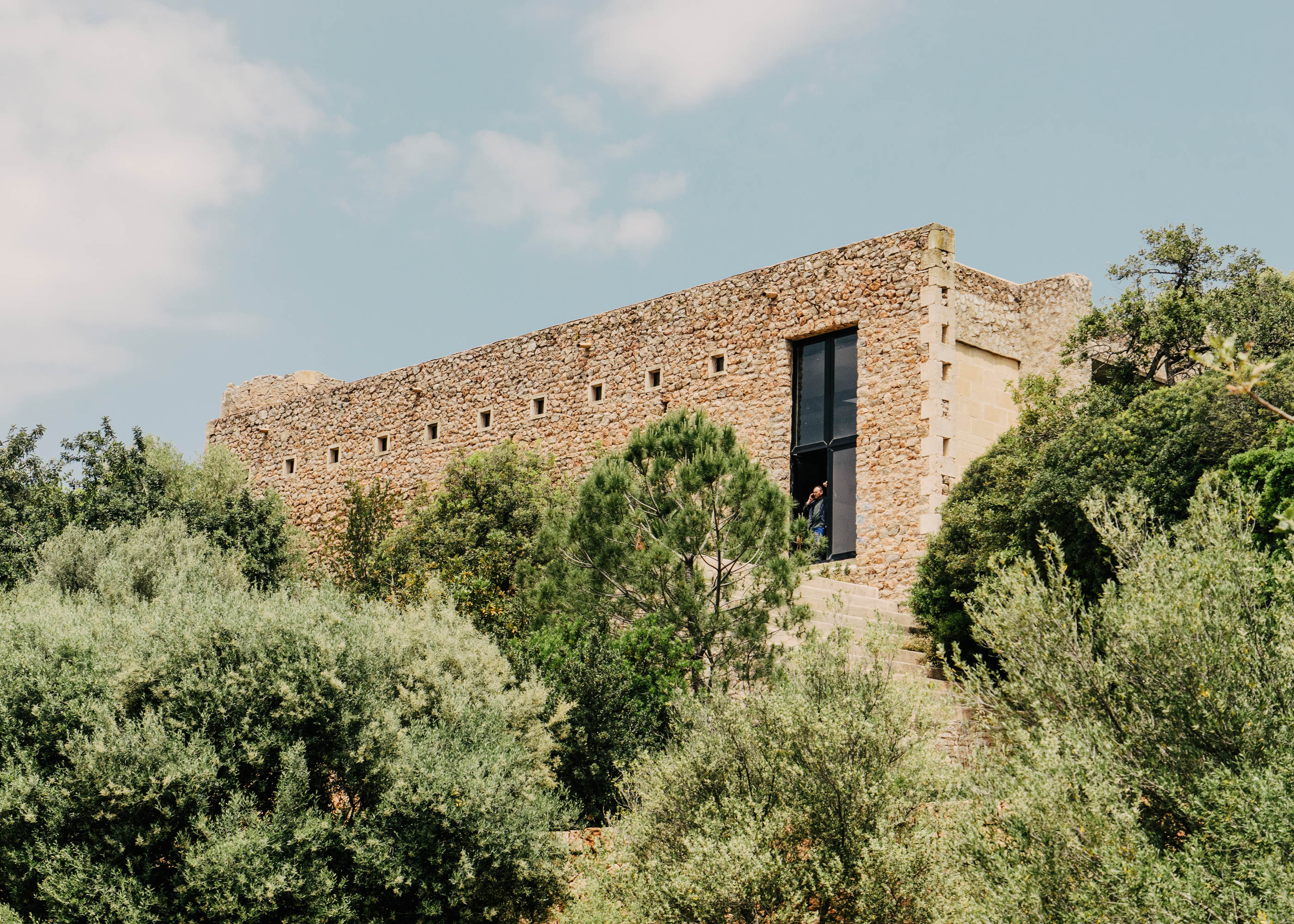 #architecture #miquel #barcelo #artist #studio #mallorca #editorial #wsj #wallstreetjournal