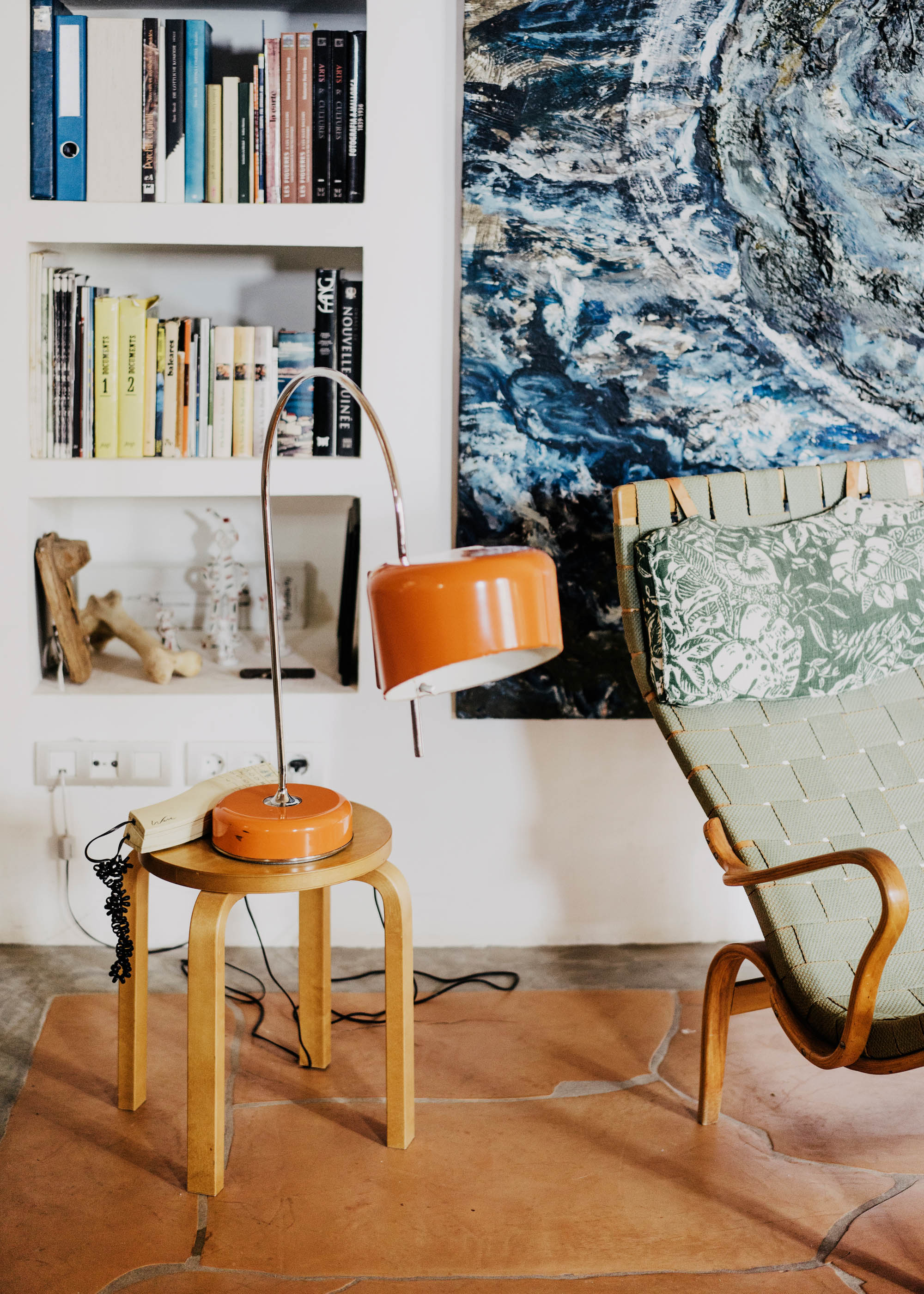 #interiors #miquelbarcelo #artist #spain #mallorca #editorial #wallstreetjournal
