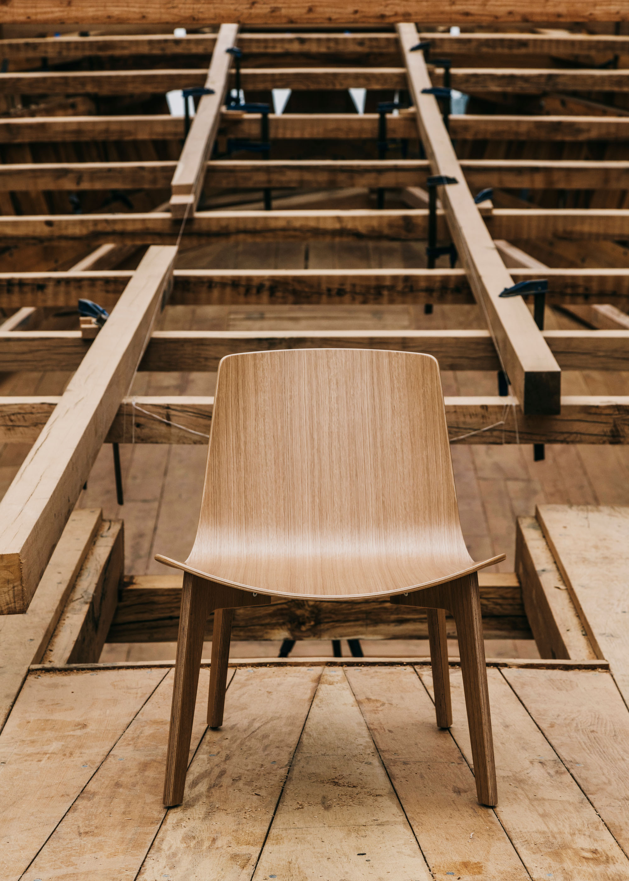 #furniture #enea #design #clase #basque #chairs #wood