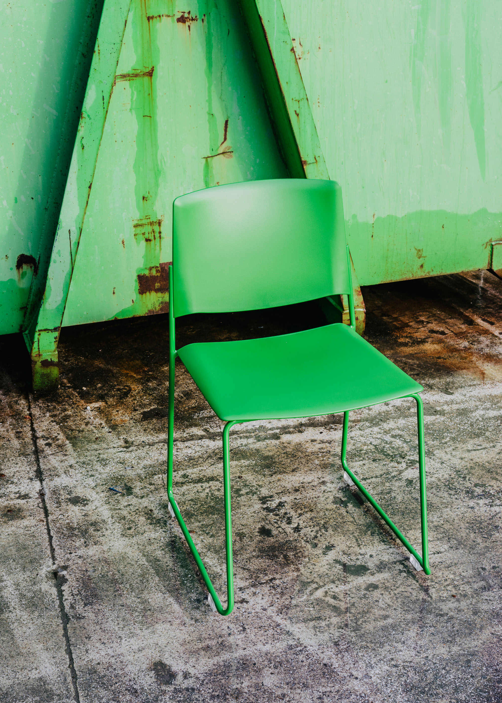 #furniture #enea #design #clase #basque #chairs #green