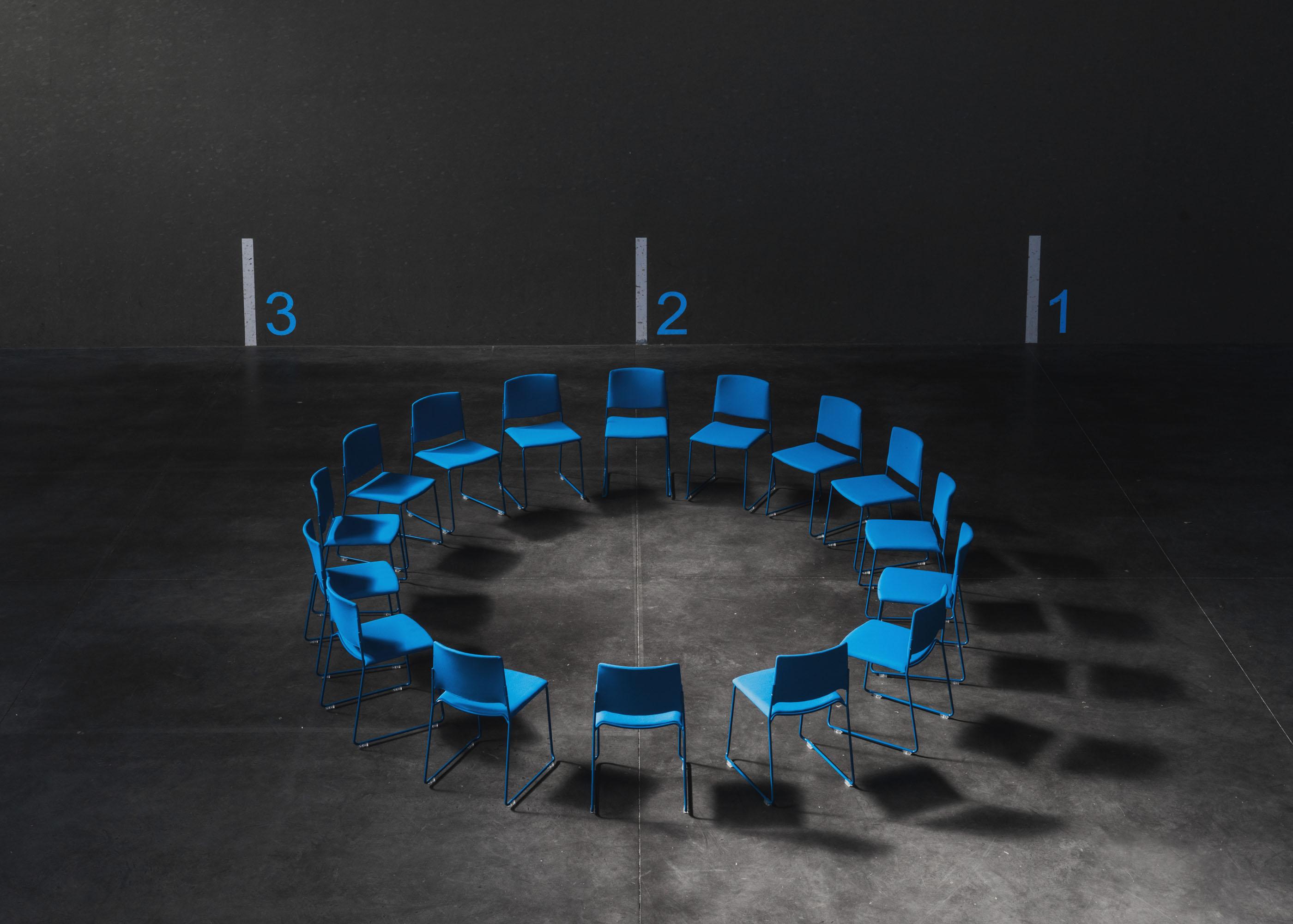 #furniture #enea #design #clase #basque #chairs #blue