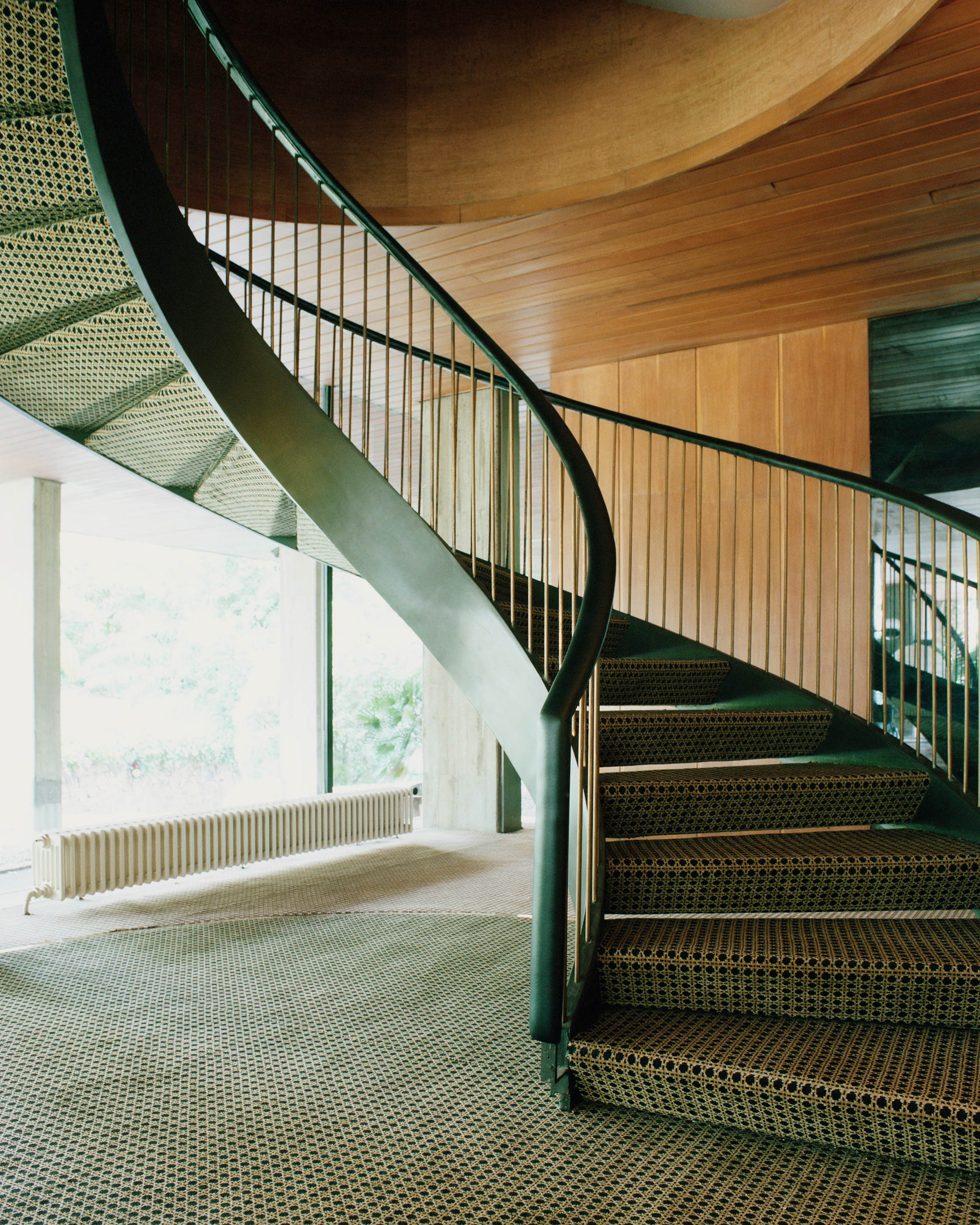 #barcelona #monocle #sarria #lobby #editorial #interiors #mitjans #stairs