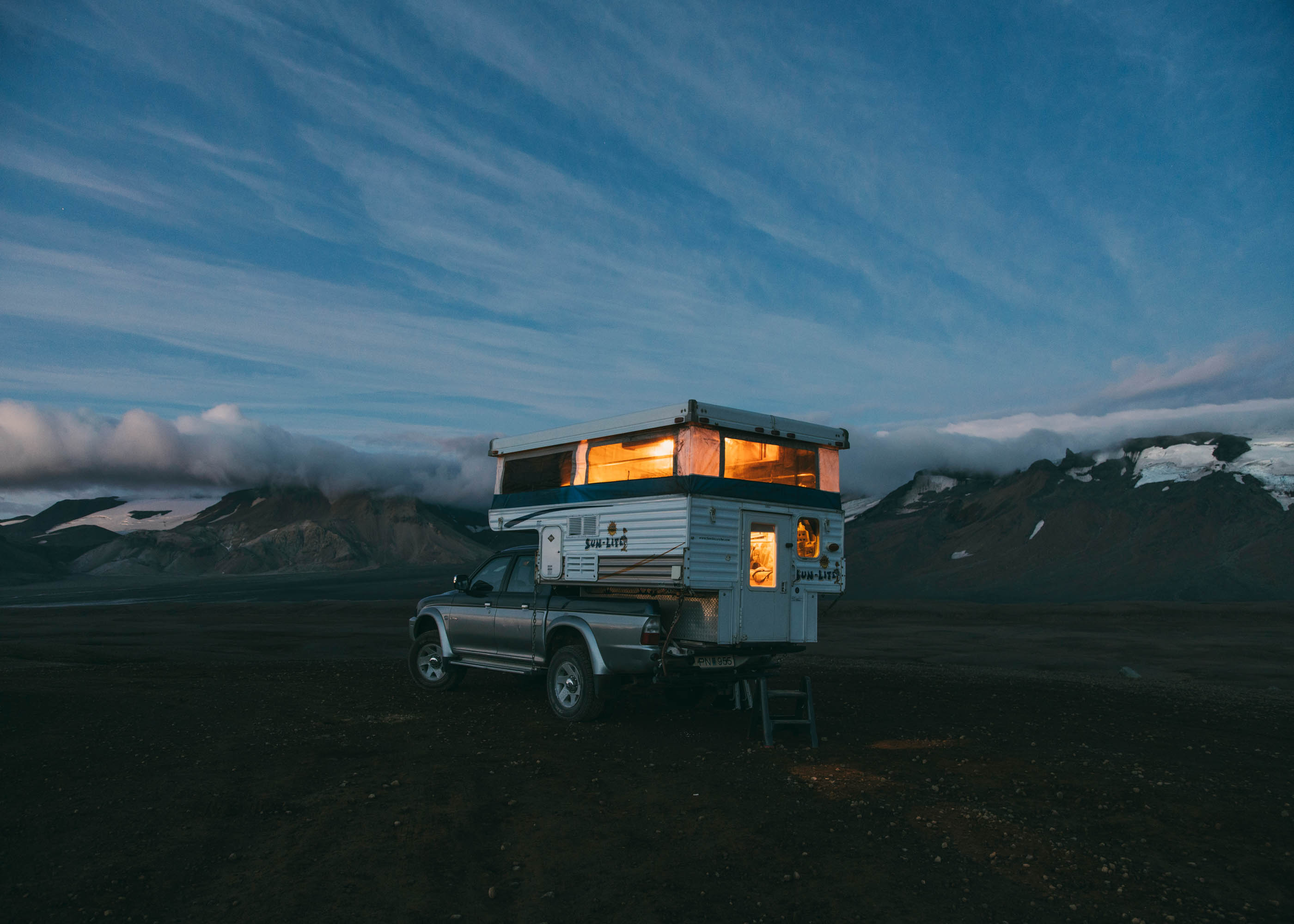 #personal #iceland #caravan #landscapes #mountains