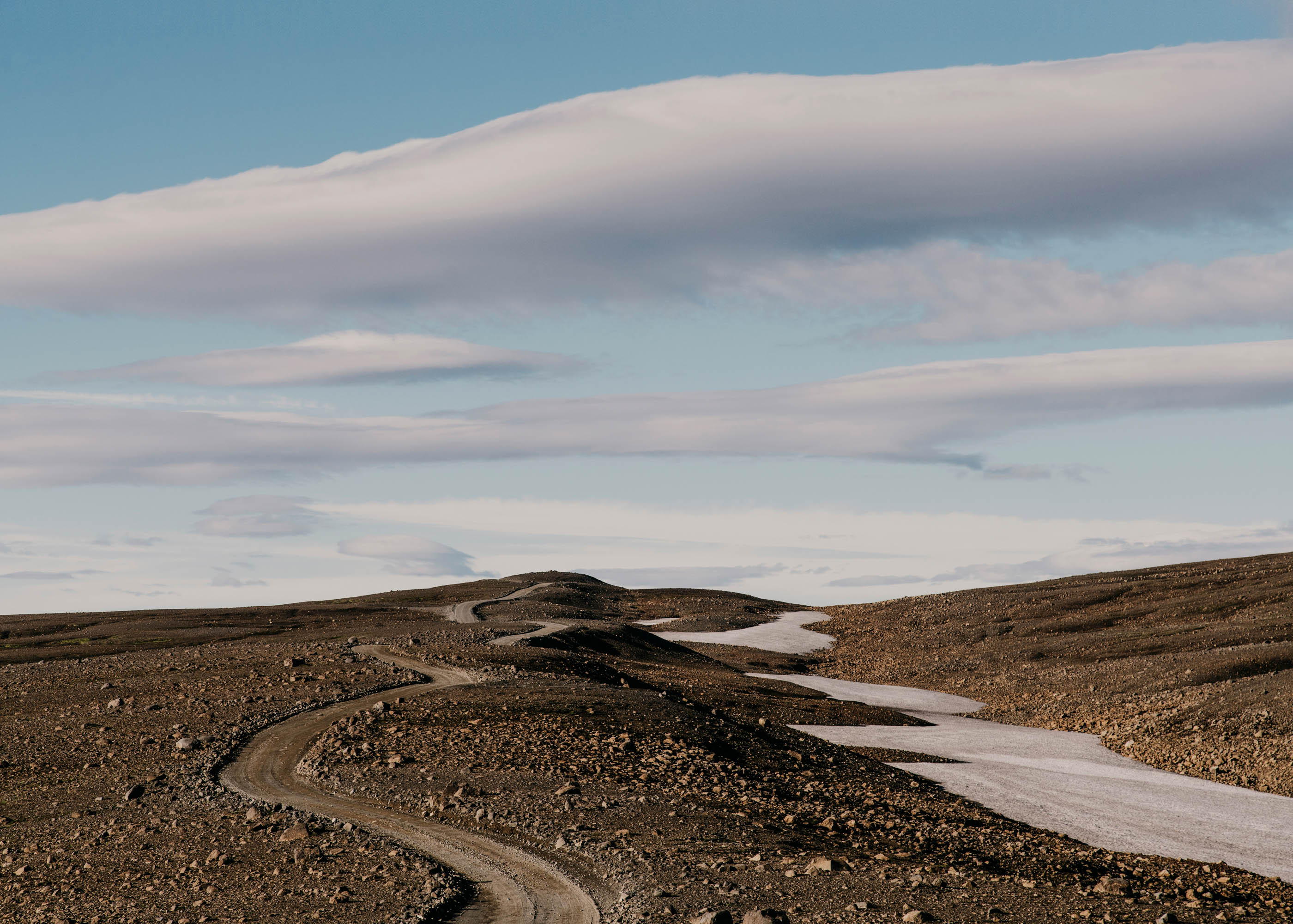 #personal #iceland #road #landscapes #mountains