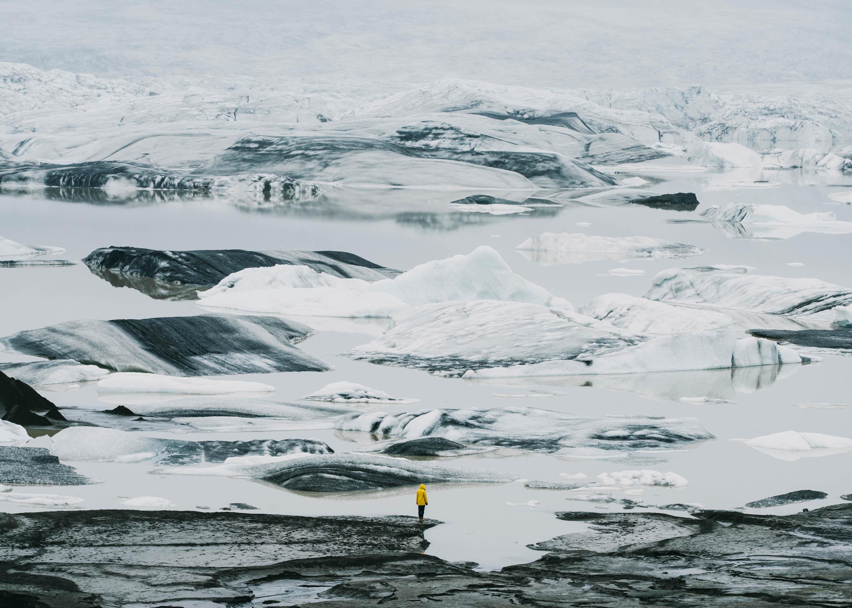 #personal #iceland #hoffellsjokull #glacier #caterina #landscapes