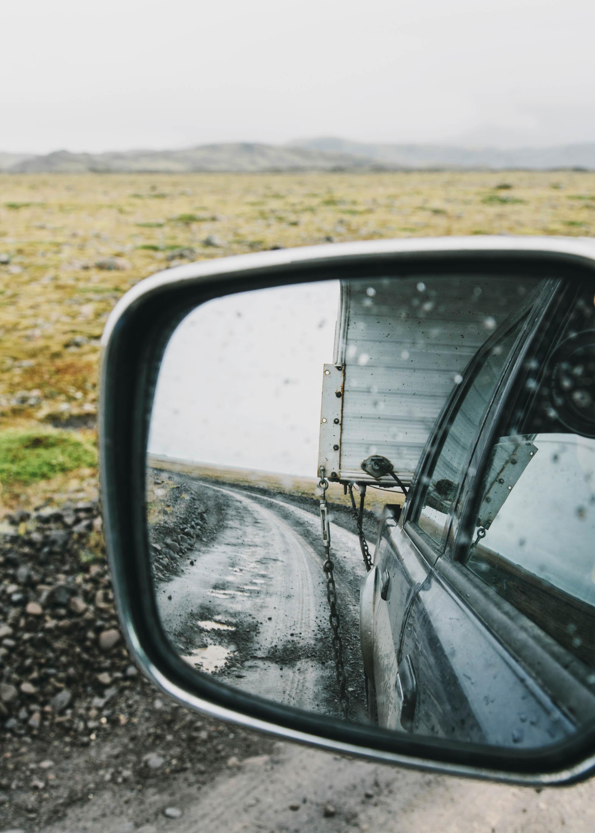 #1617 #personal #iceland #road #caravan