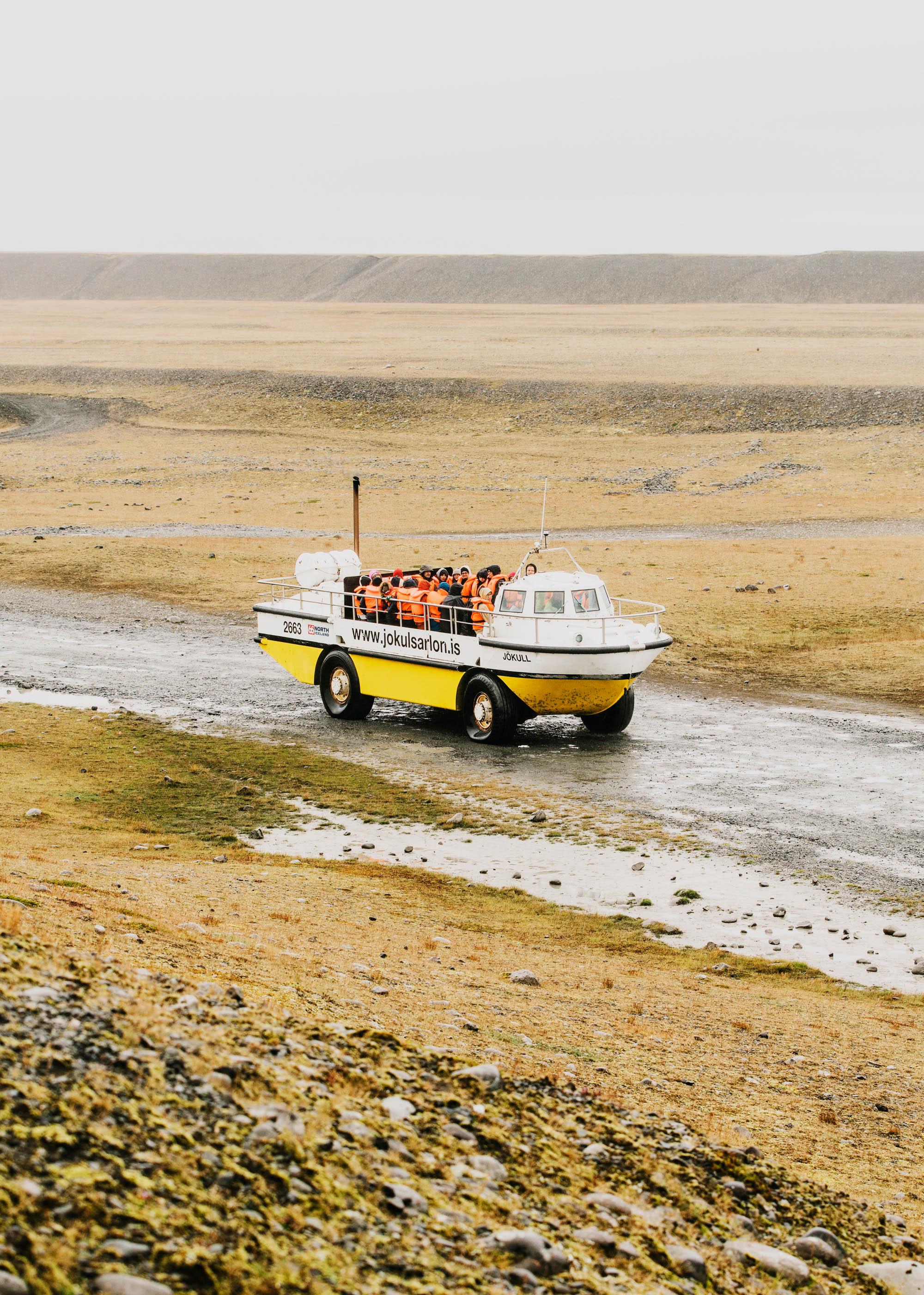 #personal #iceland #boat #glacier #jokulsarlon