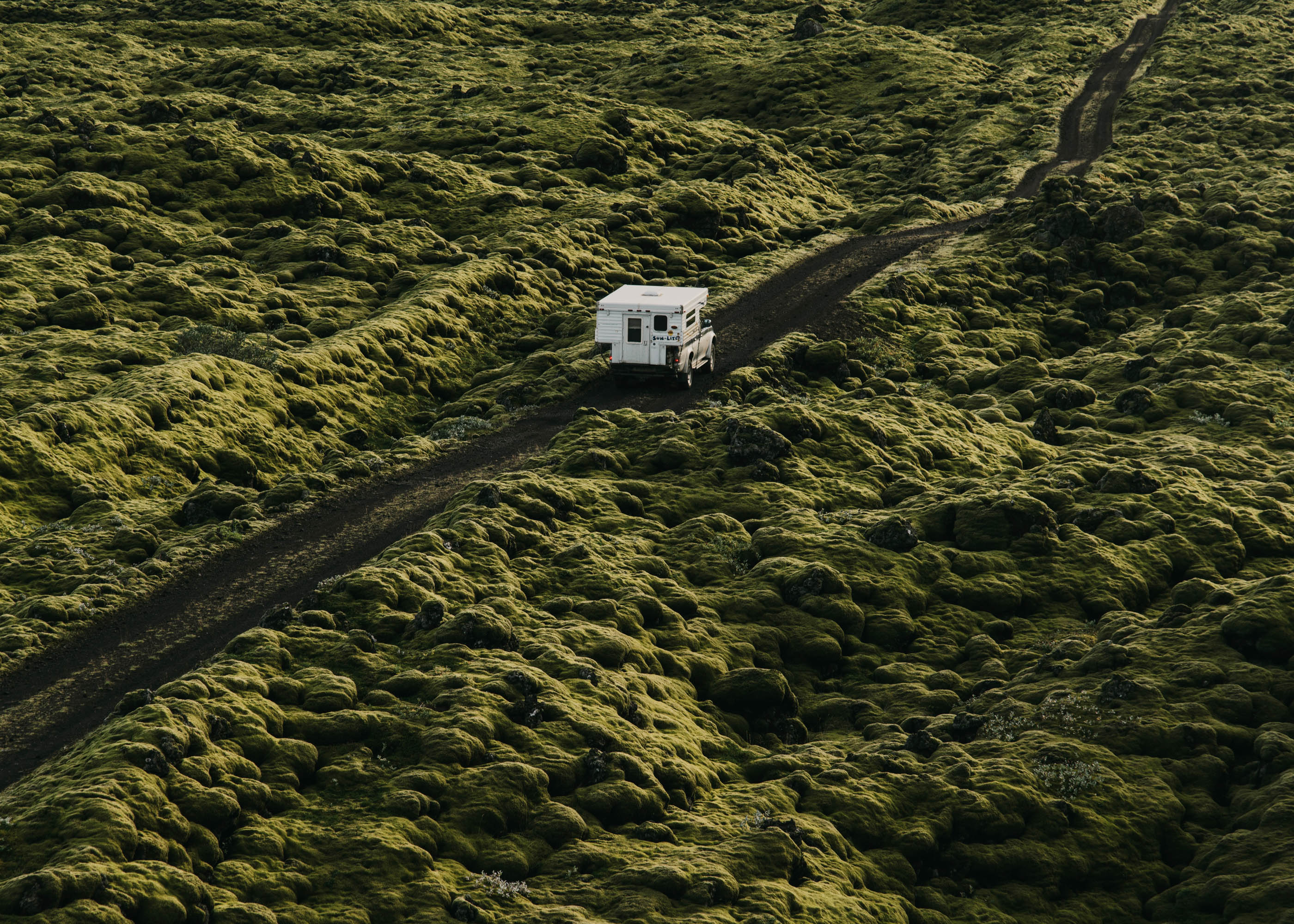 #personal #iceland #green #road