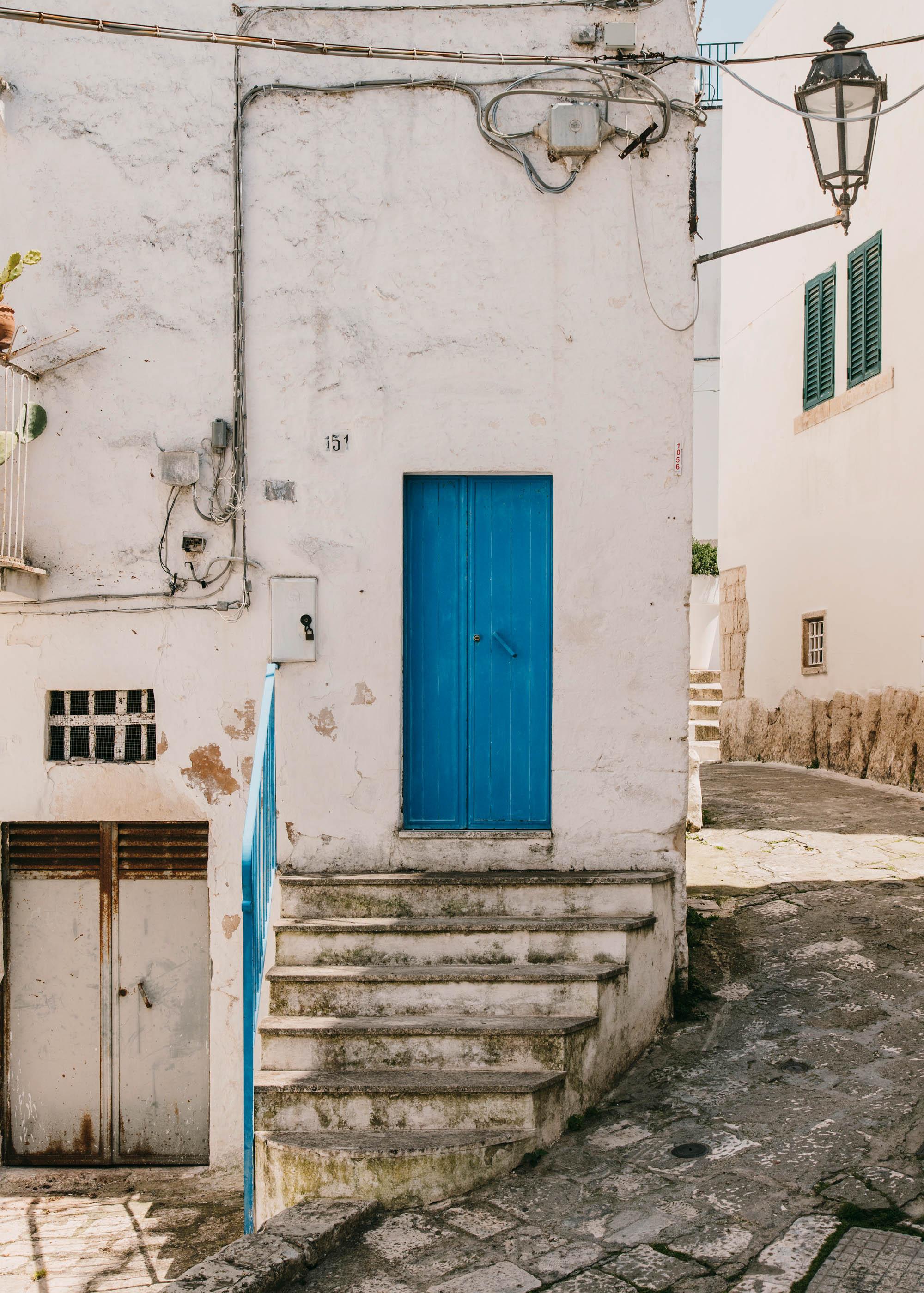#editorial #italy #puglia #ostuni #masseria #morosseta #openhouse #blue