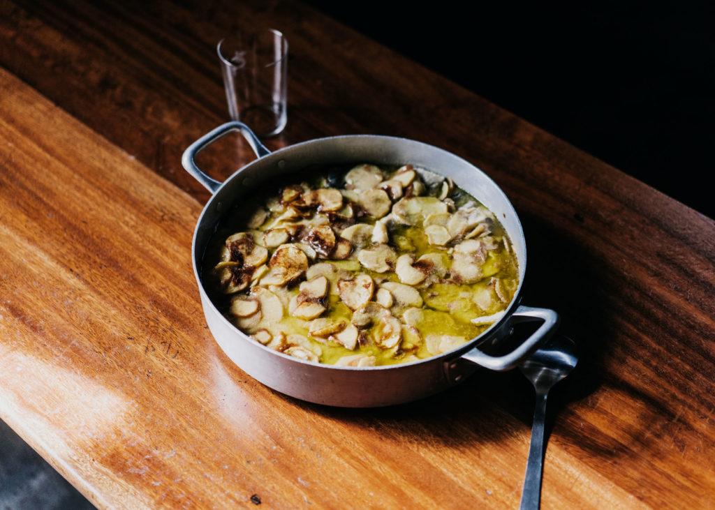 #food #san #sebastian #cider #editorial #enroute