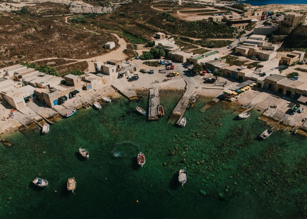 #mediterranean #malta #dwerja #estrelladamm #boat #travel #zoom