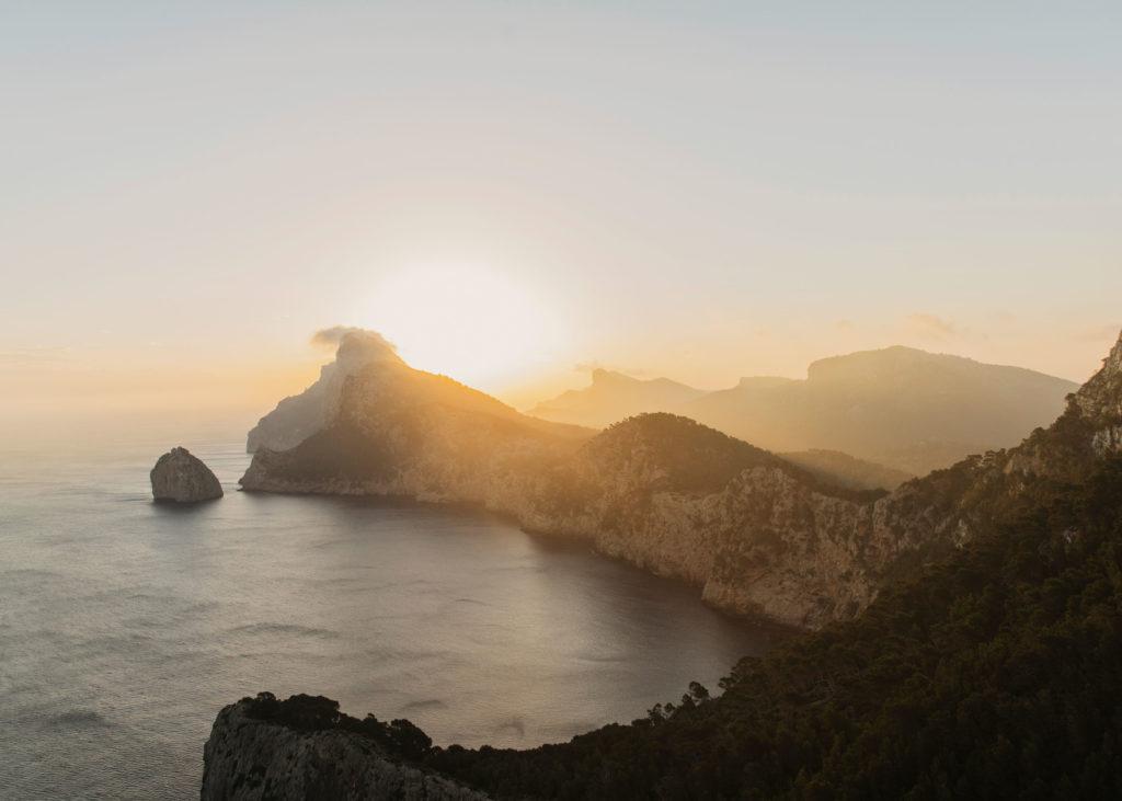 #mediterranean #spain #mallorca #formentor #estrelladamm #landscapes