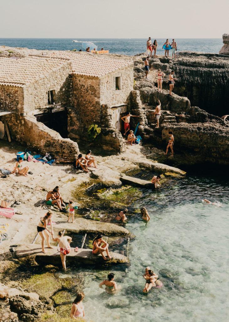 #mediterranean #mallorca #spain #calodesmoro #estrelladamm #beach