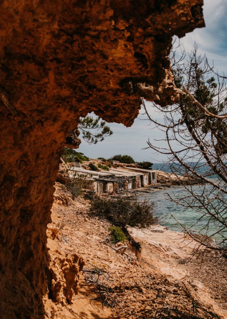 #mediterranean #spain #ibiza #loewe #beach #fisherman