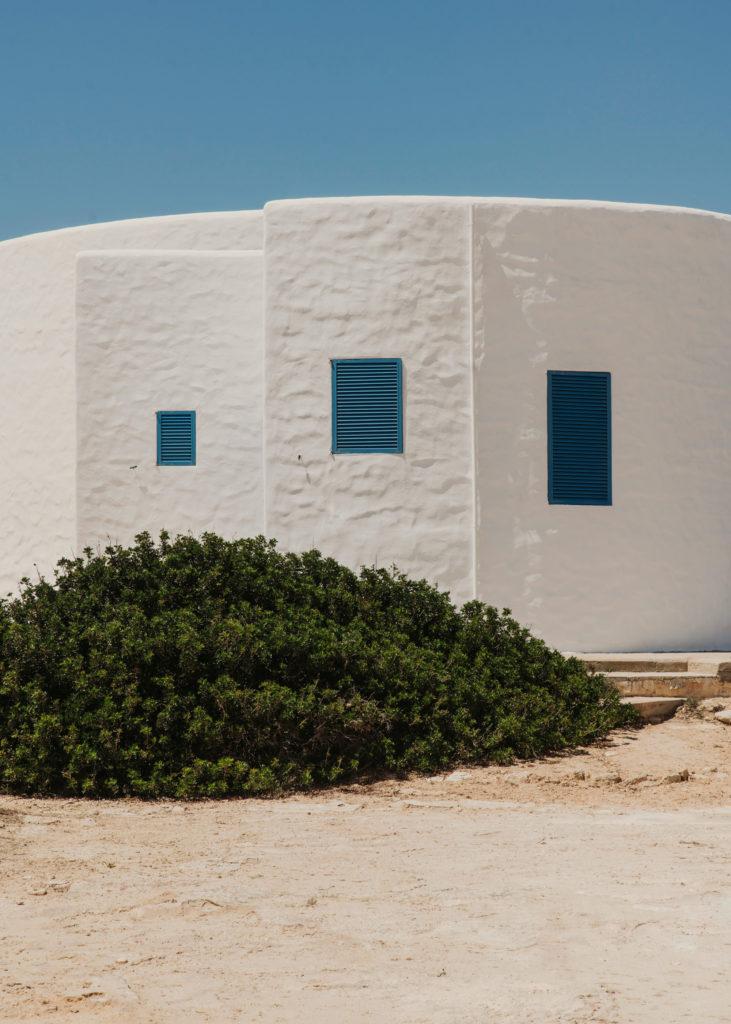 #mediterranean #spain #formentera  #estrelladamm #architecture #white #blue
