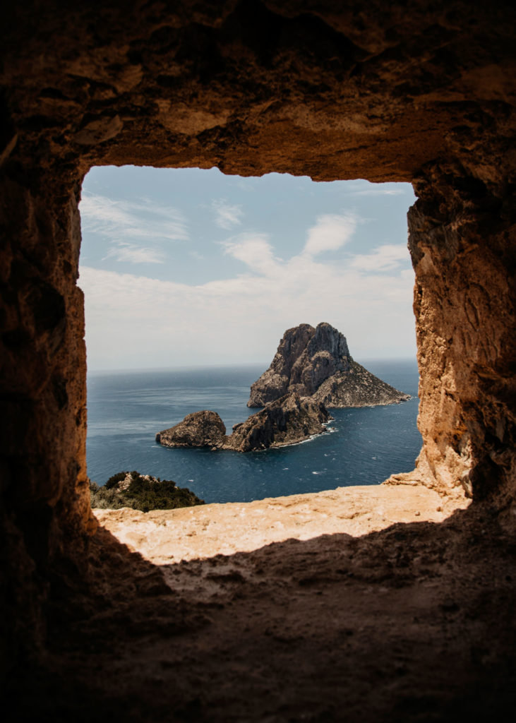 #mediterranean #spain #ibiza #estrelladamm #islands #esvedra #zoom