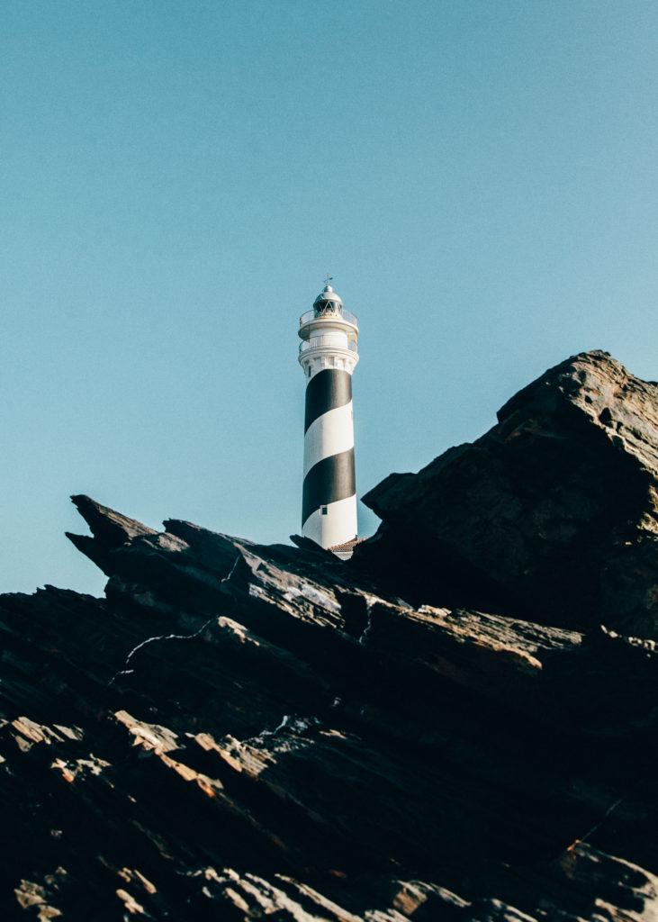 #mediterranean #spain #menorca #estrelladamm #favaritx #lighthouse