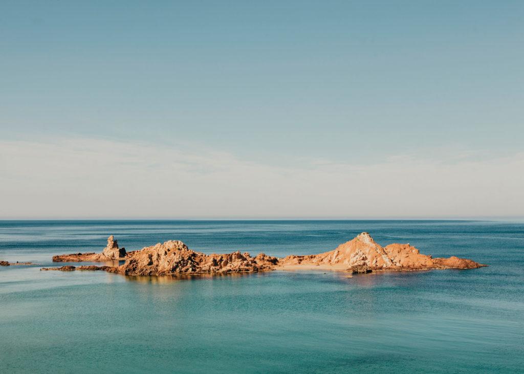 #mediterranean #spain #menorca #estrelladamm #cala #pregonda #beach
