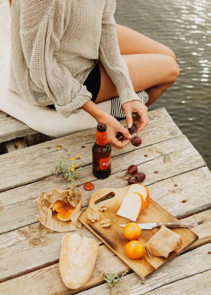 #mediterranean #spain #menorca #estrelladamm #beer #lifestyle #consum