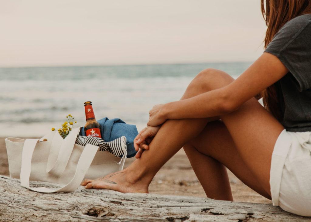 #mediterranean #spain #menorca #estrelladamm #beer #lifestyle