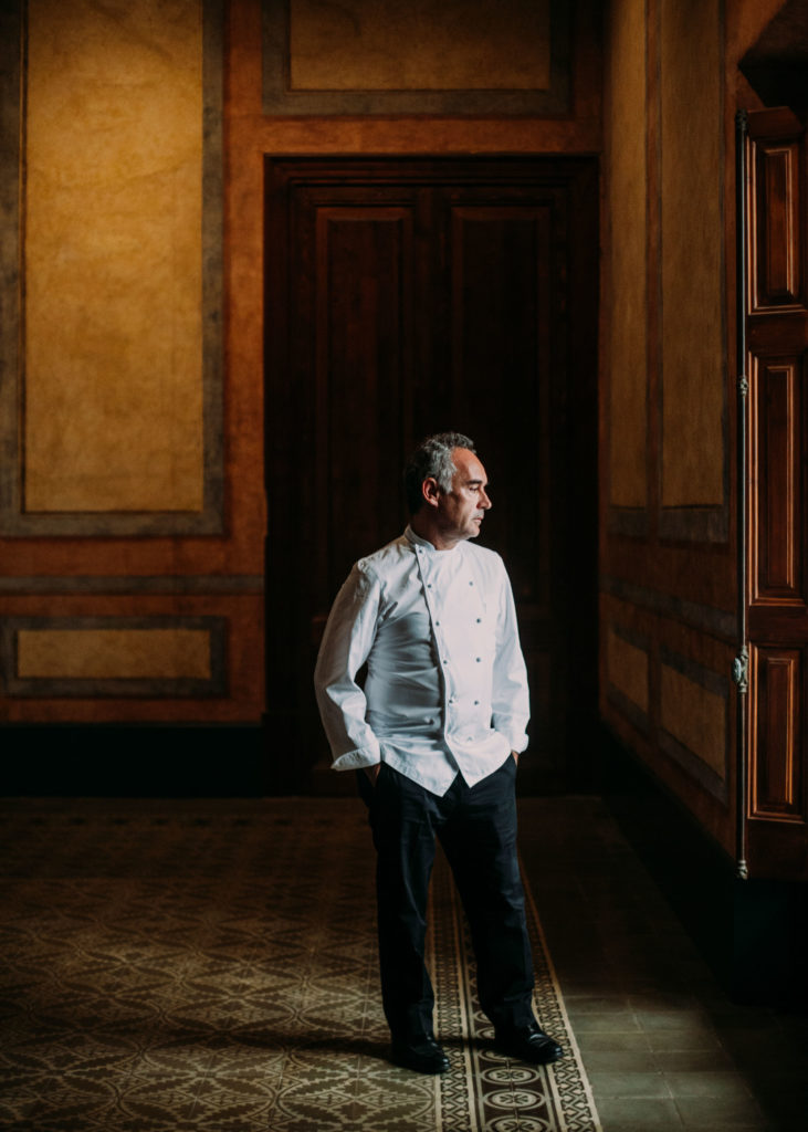 #portraits #ferran #adria  #editorial #monocle #food #sundaytelegraph