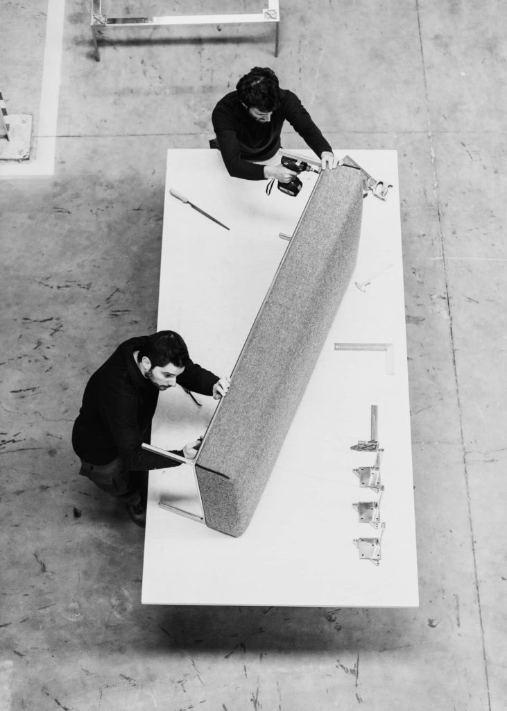#furniture #andreuworld #valencia #design #emeyele #bw #industry #factory