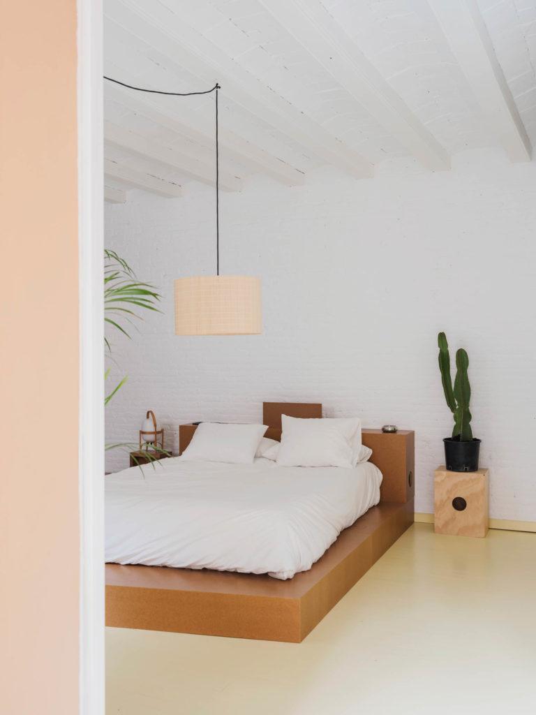 #barcelona #aoo #marcmorro #yosigo #interiors #bedroom #santacole #nagoya #lighting
