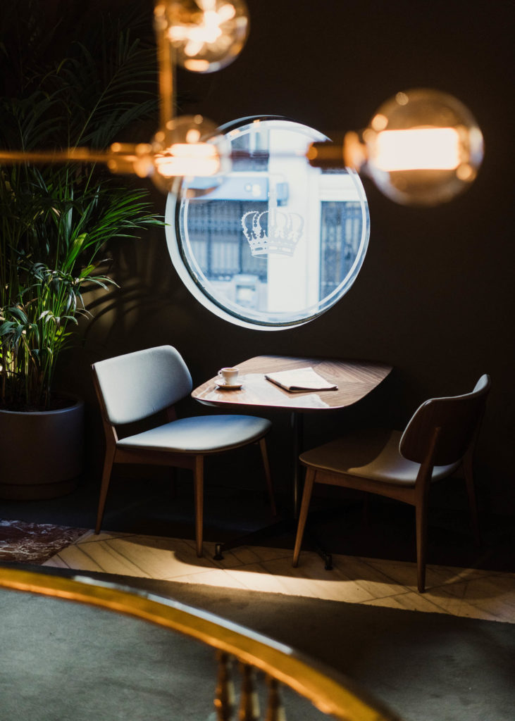 #restaurants #spain #madrid #primera #tarruella #trench #coffee