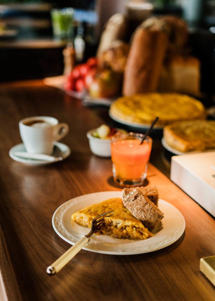 #restaurants #spain #madrid #food #primera #tarruella #trench #tortilla #omelette