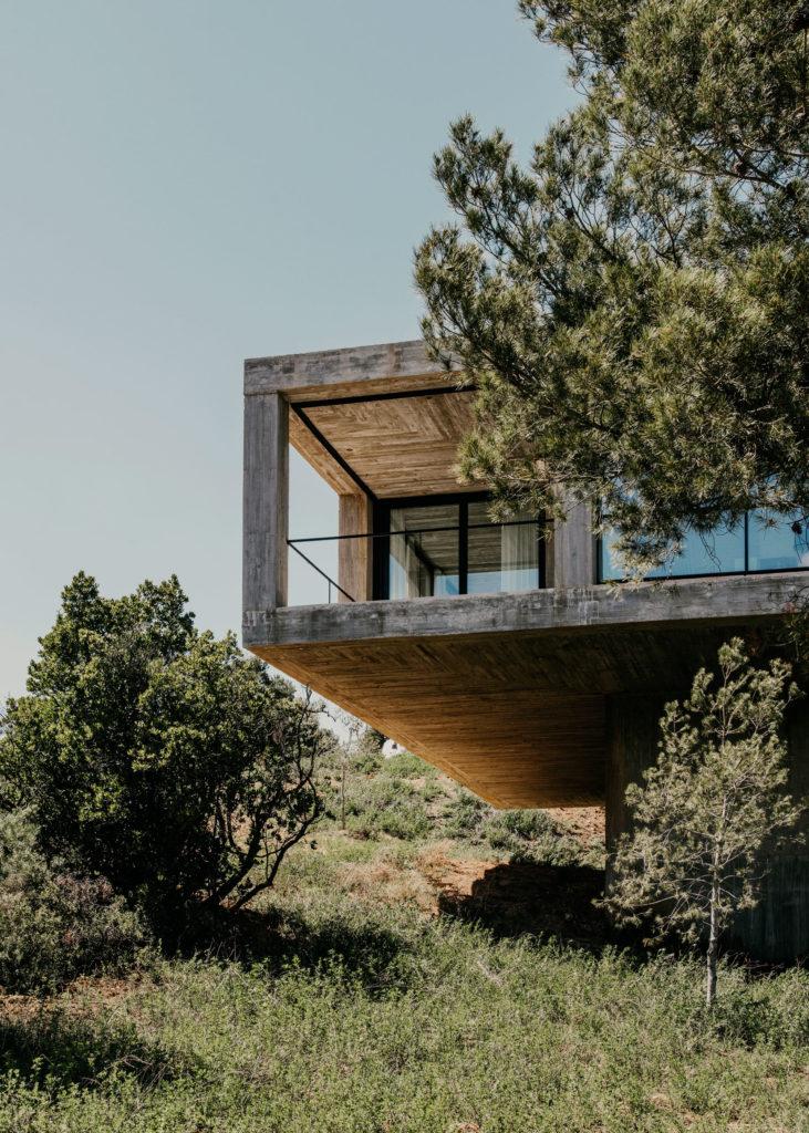 #architecture #spain #openhouse #solo #pezovonellrichshausen