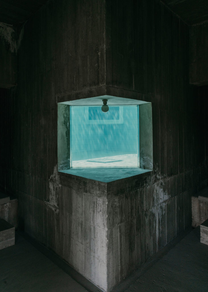 #architecture #spain #openhouse #solo #pezovonellrichshausen #pools #interiors