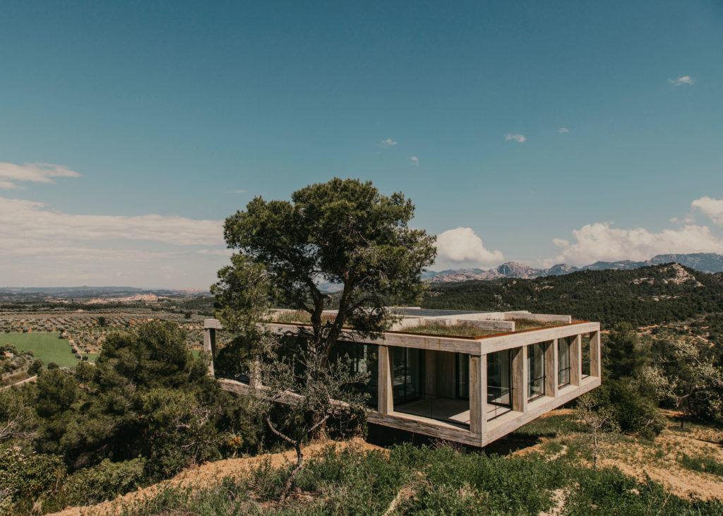 #architecture #spain #openhouse #solo #pezovonellrichshausen #landscapes