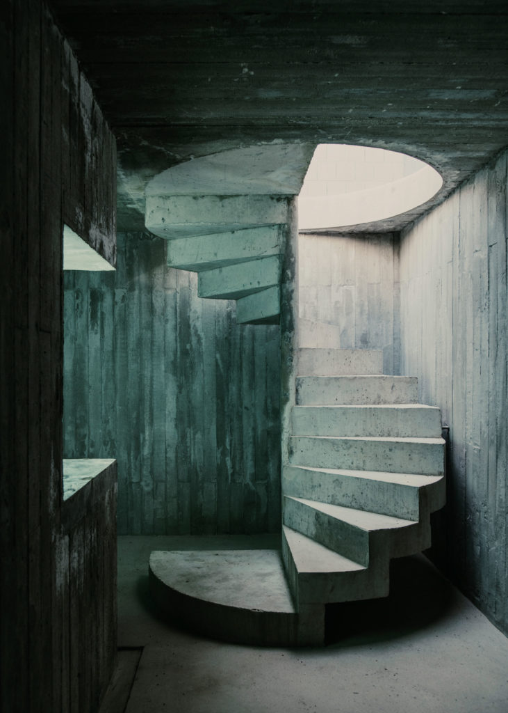 #spain #openhouse #solo #pezovonellrichshausen #stairs
