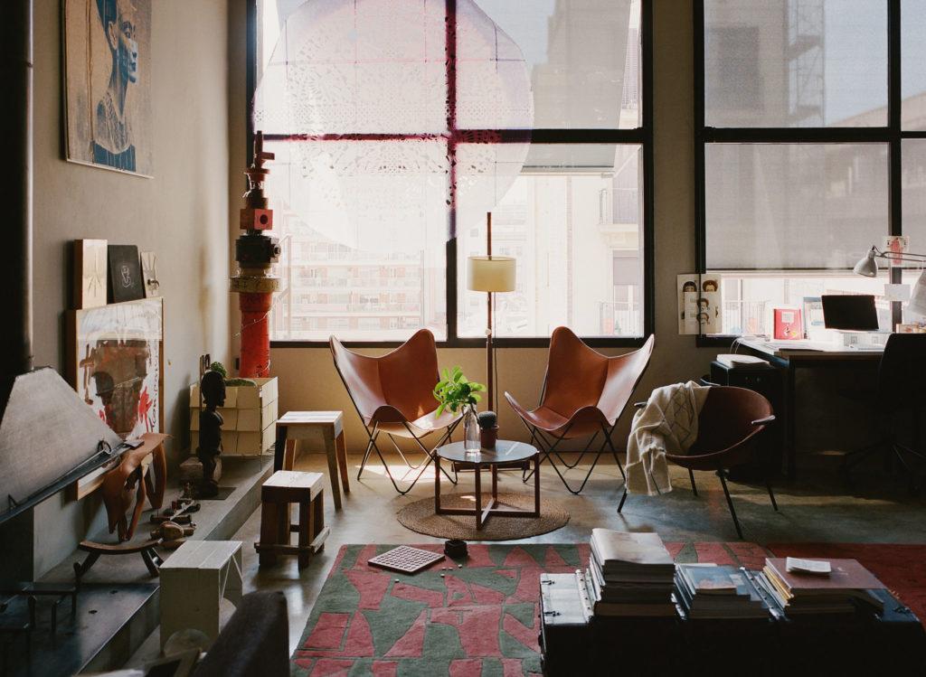 #interiors #barcelona #design #toni #arola #openhouse