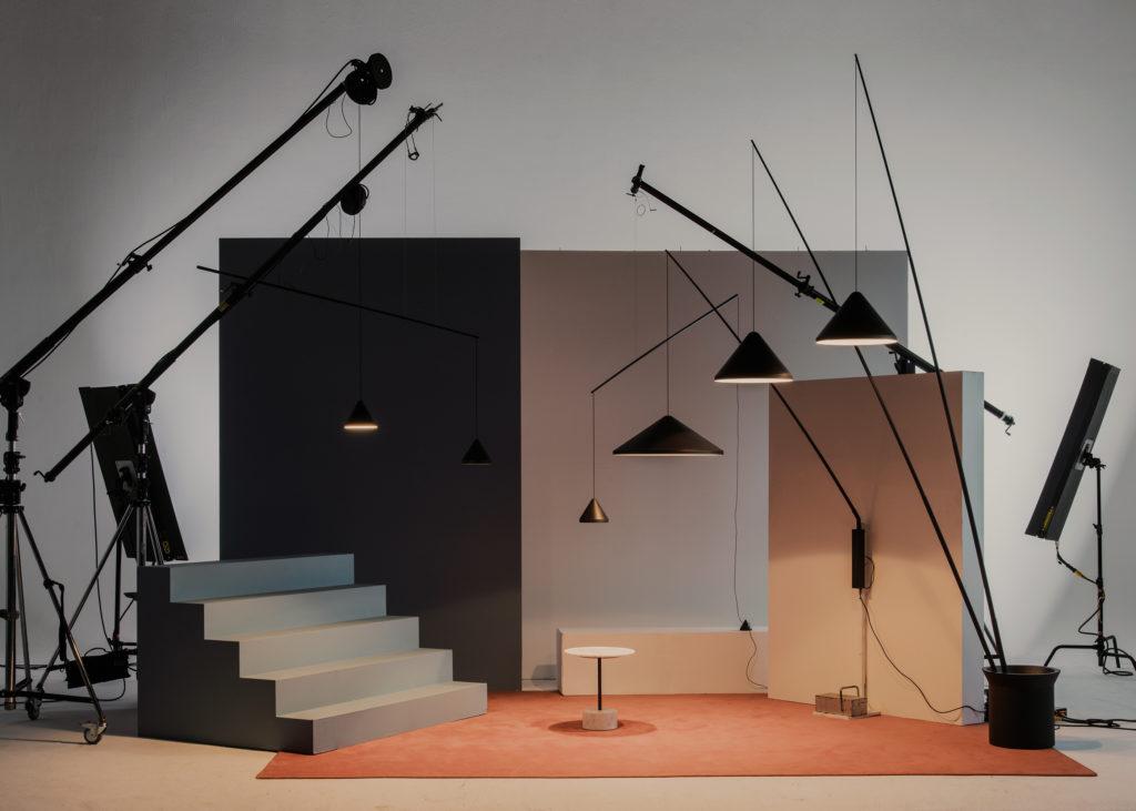 #lighting #lamps #vibia #design #stilllife #sets #north #cristinaramos #clase
