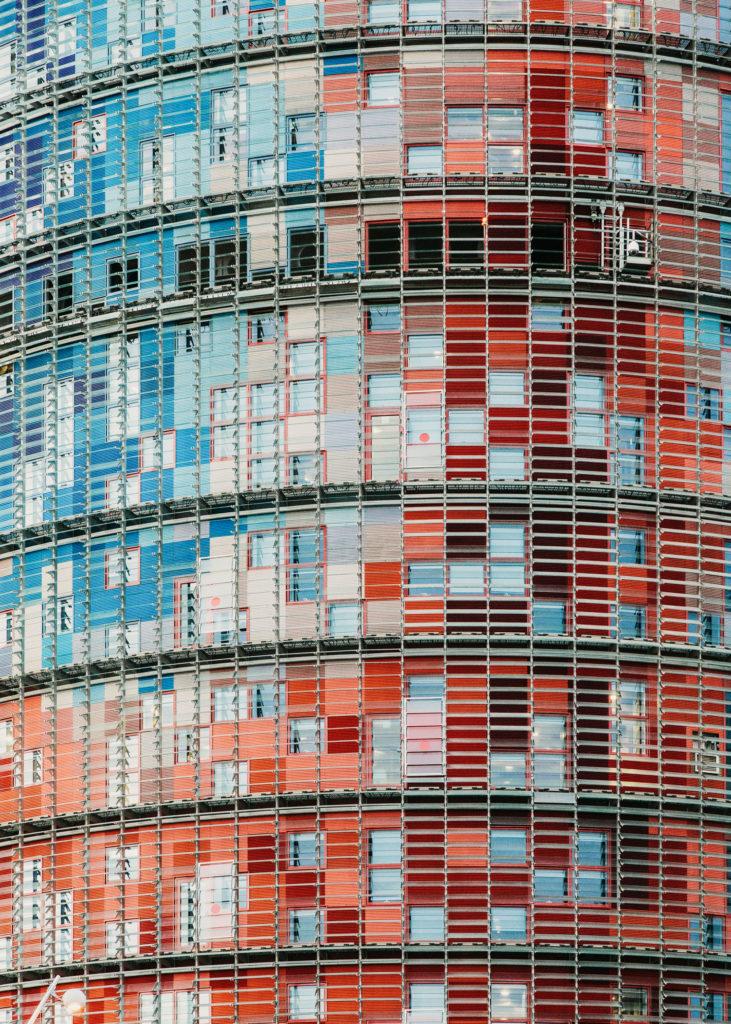 #barcelona #poblenou #beteve #folch #agbar #architecture #jeannouvel