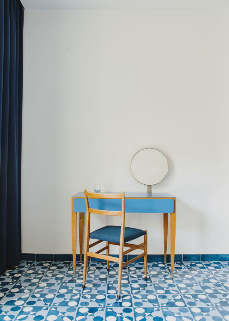 #italy #sorrento #parcodeiprincipi #gioponti #blue #interiors