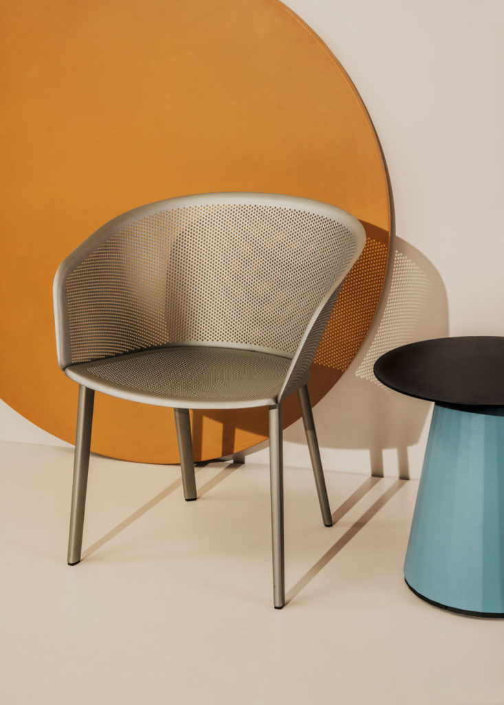 #furniture #kettal #stilllife #chairs #stampa #bouroullec