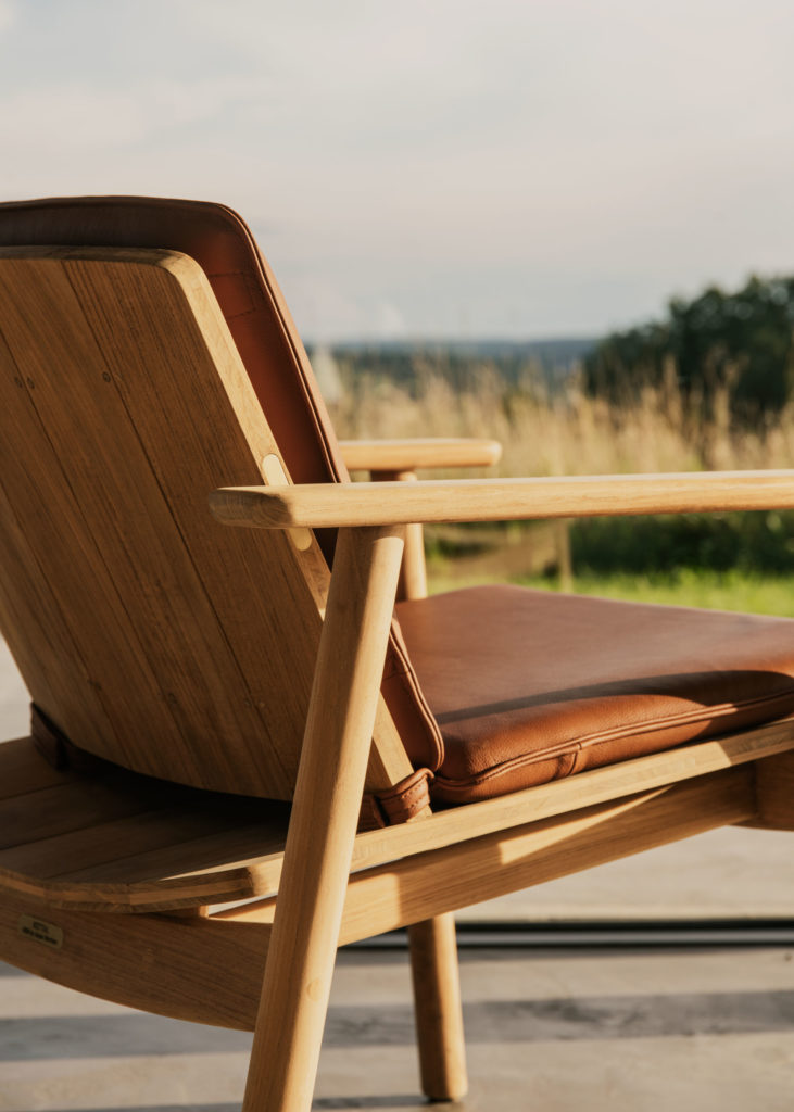 #kettal #furniture #chairs #riva #wood #jaspermorrison