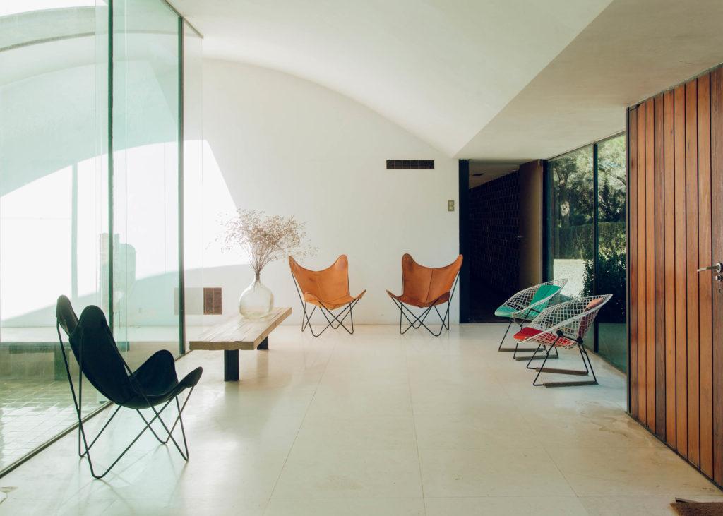 #laricarda #bonet #barcelona #interiors #midcenturymodern #bkf