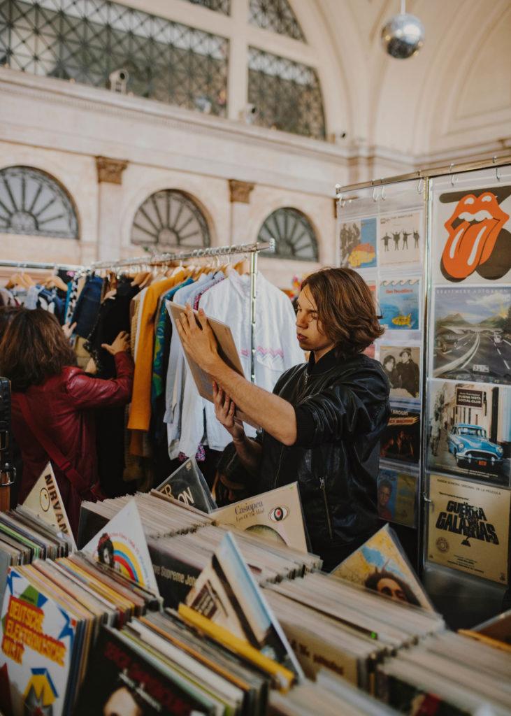 #lostandfound #lifestyle #barcelona #vintage #market #events