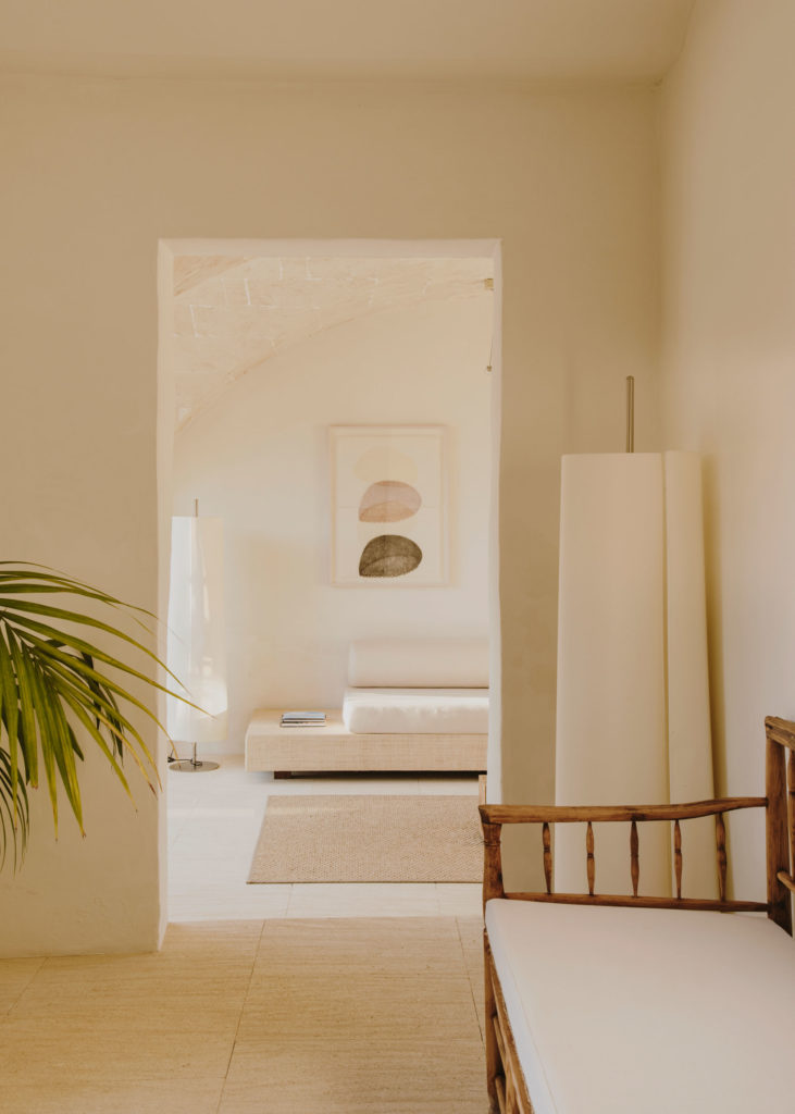 #menorca #spain #hotels #trave+leisure #torralbenc #interiors