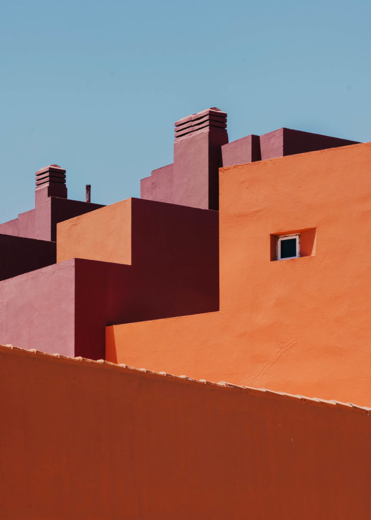#1617 #grancanaria #buildings #orange