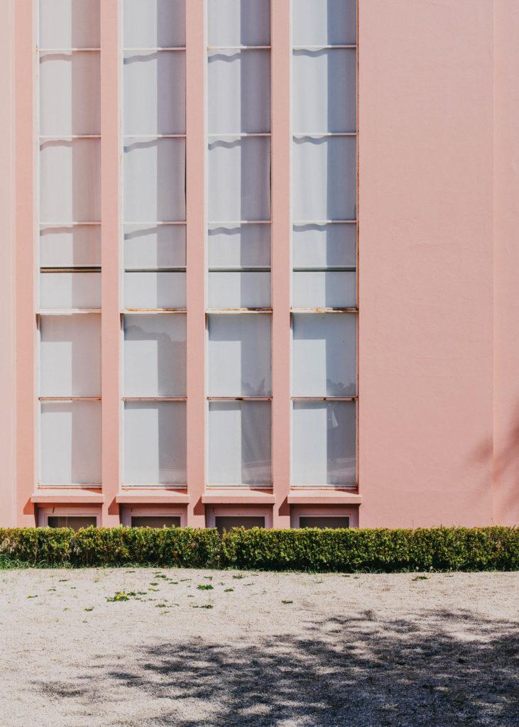 #1617 #oporto #serralves #pink #architecture