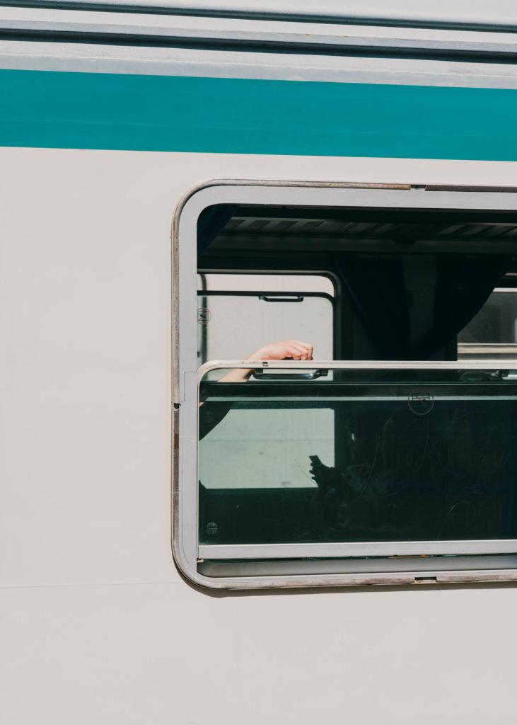 #1617 #sardinia #italy #train #blue