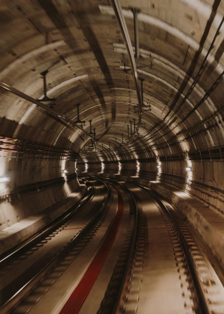 #barcelona #metro #tmb #tunel