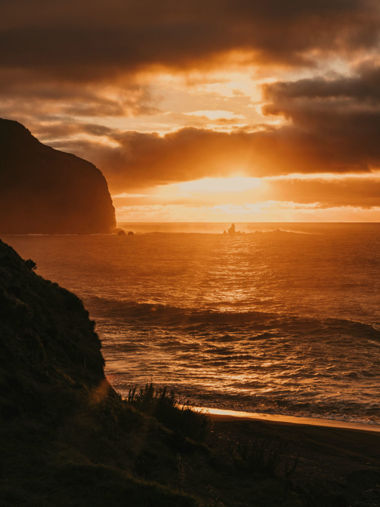 #departures #portugal #azores #mosteiros #beach #travel #sunset #gfx50s