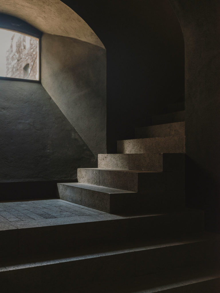 #departures #portugal #azores #archipelago #museum #arts #stairs #interiors #gfx50s