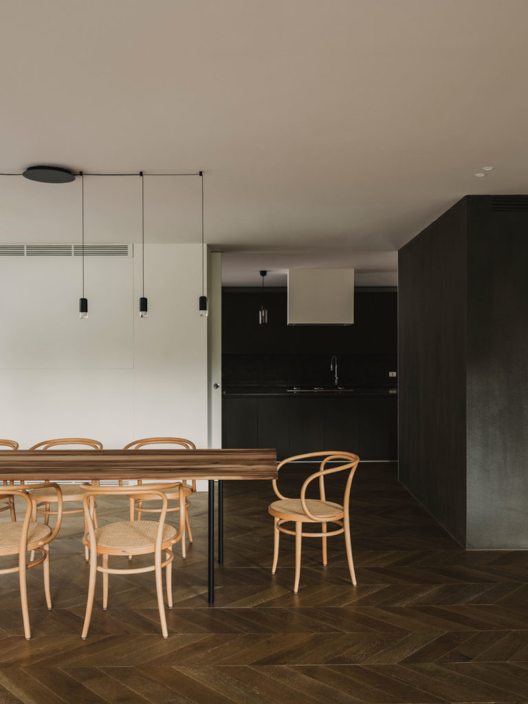 #interiors #barcelona #emilianoarmani #thonet #kitchen